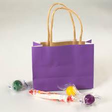purple gift bags 6 small gift bags purple 12 otc13697500 mardigrasoutlet