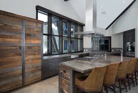 Wolf Kitchen Design Organic Contemporary Award Winning Kitchen Steve S Cabinetry