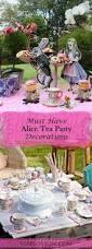 Alice In Wonderland Home Decor Unique Than Ever 171 Best Alice In Wonderland Party Images On Pinterest