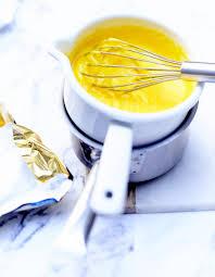 cuisine hollandaise recette sauce hollandaise pour 6 personnes recettes à table