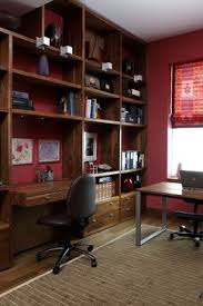 Home Office Bookshelves by 64 Best Office Images On Pinterest Office Ideas Office Spaces