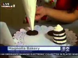 magnolia icebox cake magnolia bakery manager nikki lee teaches cbs reporter vince