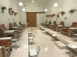inside olive u0026 june beverly hills nail salon