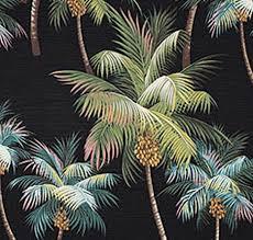 Upholstery Fabric Hawaii Upholstery Fabric Hawaii Palm Trees Tropical Curtains Duvet