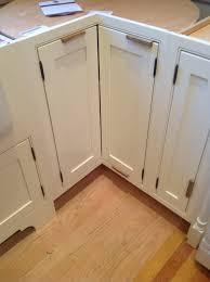 kitchen corner cabinet hinges help for kitchen corner cabinets with inset doors