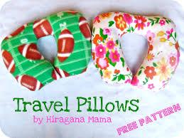travel pillows for children neck pillow pillows and tutorials