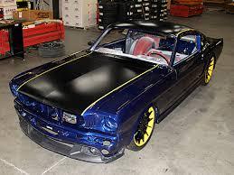 1965 mustang parts sema 2014 cj pony parts 1965 mustang project 50 30 build preview