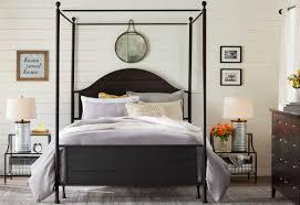 laurel foundry modern farmhouse eglantier canopy bed u0026 reviews