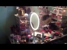 conair led lighted mirror conair oval lighted mirror youtube