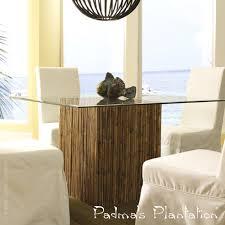 Bossanova Contemporary Leather Dining Room Padma S Plantation