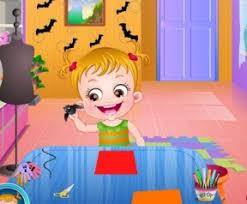 Baby Hazel Room Games - baby hazel halloween castle play baby hazel games