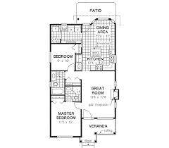 1000 sq ft floor plans country style house plans plan 40 139
