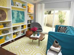 blue and yellow decor home design bright living rooms blue and yellow background with