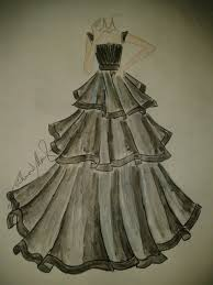 grandiose ball gown the top is pleated raspberry velvet sweet