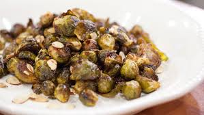brussel sprouts for thanksgiving pomegranate roasted brussels sprouts today com