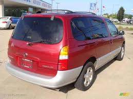 2000 toreador red metallic mercury villager sport 16677843 photo