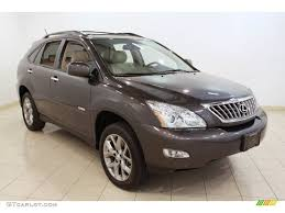 2009 lexus rx 350 warranty 2009 truffle mica lexus rx 350 awd pebble beach edition 68469443
