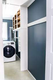 laundry room paint progress bless u0027er house