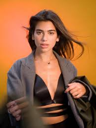dua lipa urban outfitters the realest it gets dua lipa features clash magazine