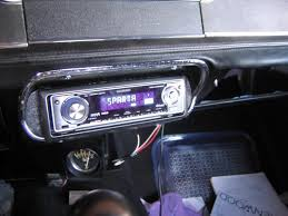 68 mustang radio 1968 console stereo mustang forums at stangnet