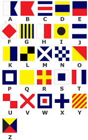 Make Your Own Vanity Plate Personalized Custom Acrylic Laser Cut Nautical Flag License Plate