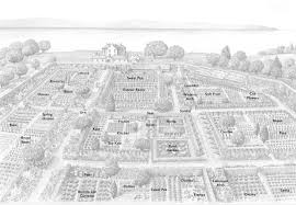 garden layouts research northern ireland heritage gardens trust