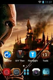 home themes for android harry potter android theme for clauncher androidlooks