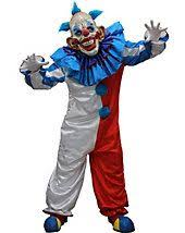 Scary Halloween Costumes Kids Boys Psycho Clown Costume Boys Costumes Boys Creepy Clown