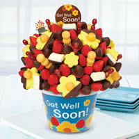 get well soon gift basket get well soon gifts baskets fruit bouquets edible arrangements