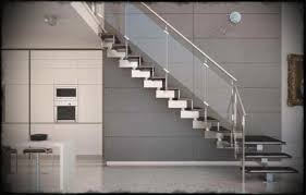 Steel Handrails For Steps Stairs Steel Railing Design A More Decor