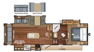 Jayco 5th Wheel Rv Floor Plans by 2018 Jayco Eagle Ht 28 5rsts Model