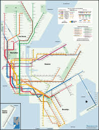 New York Mta Subway Map by Kiddingnotkidding 4 Nyc Subway Maps That Are Actually Easier To