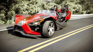 polaris how it works the polaris slingshot three wheeled supercar