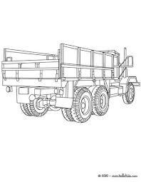 dump truck coloring pages hellokids