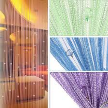 discount plastic string curtains 2017 plastic string curtains on