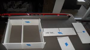 Kitchen Cabinet Tray Dividers Diy How To Make Custom Drawer Dividers For 1 Youtube