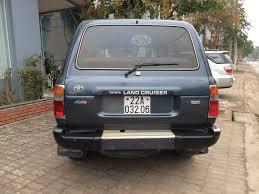 xe lexus doi 1993 bán xe toyota land cruiser gx 1993 số sàn 2 cầu nhập khẩu land