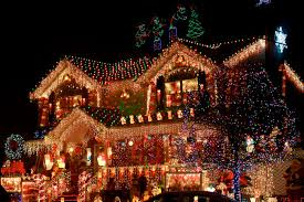Dyker Heights Christmas Lights Christmas Lights Gone Mad U2013 Sweetfineday