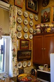 art from the hearth david roche s cottage ornee collection the david roche s kitchen at adelaide crammed full of wonderful collectables