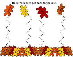 fall worksheets for preschool free worksheets library download