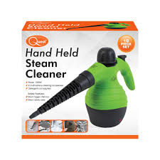 quest steam cleaner hand held 250ml at wilko com