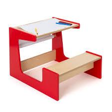 bureau bébé 2 ans petit bureau naturel artibul création oxybul pour enfant de