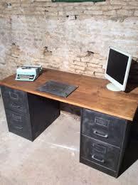 bureau d 騁ude industriel bureau sur mesure avec mobilier industriel vente mobilier et
