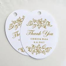 wedding gift labels baptism favor tag personalized gift tags from sandpiperpress on