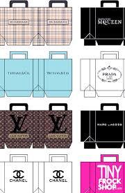bolsas marca barbie shopping bags designers