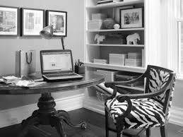 astonishing modern home office decor ideas with white architecture