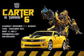 transformer birthday transformers birthday invite cloveranddot