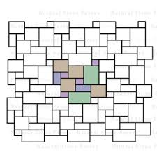 Patio Pavers Calculator Paver Pattern Calculator Plus A Ton Of Different Layouts