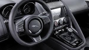 2016 jaguar f type manual transmission review test drive specs