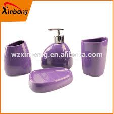 Plastic Bathroom Accessories Elegant And Convenient Solution For - White plastic bathroom accessories